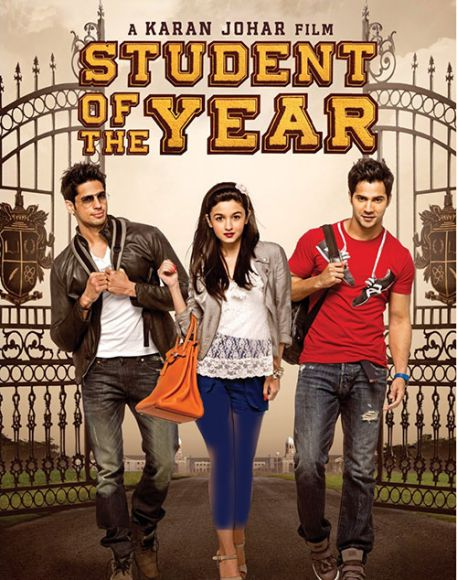 Student of the Year 2012
