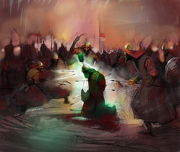 Real pictures of Ashura