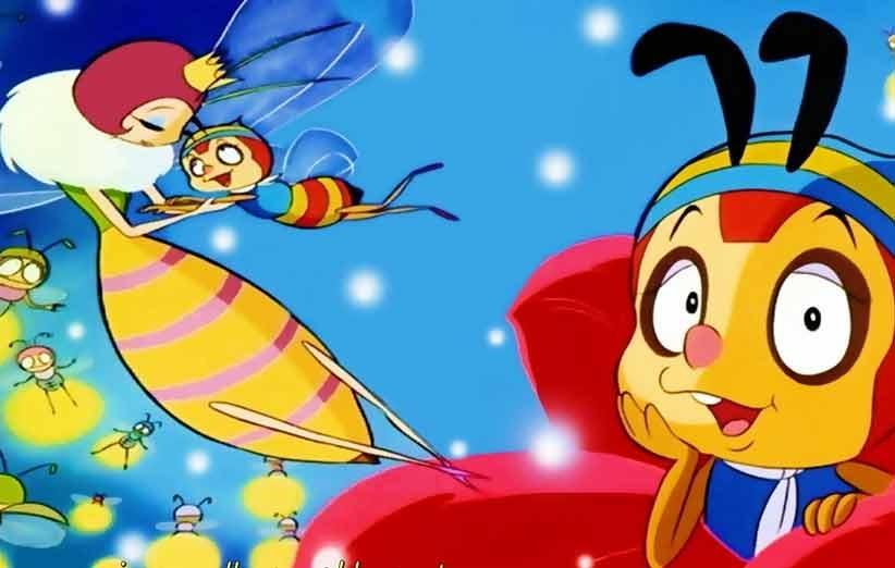 عکس کارتون های دهه 60: هاچ زنبور عسل
