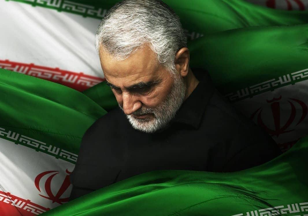 بهترین عکس پروفایل سردار سلیمانی برای پروفایل روز چهلم