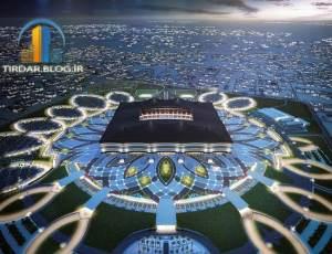 زیباترین استادیوم های فوتبال در جهان+فیلم و تصاویر