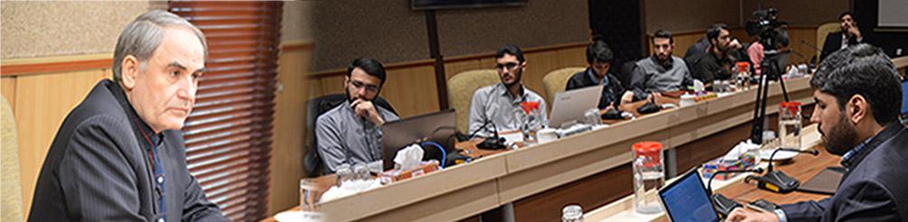رونمایی از فصلنامه مدیریت جهادی