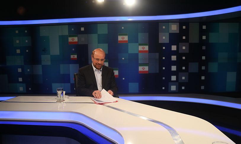 دکتر قالیباف در گفتوگوی ویژه خبری شبکه دو سیما