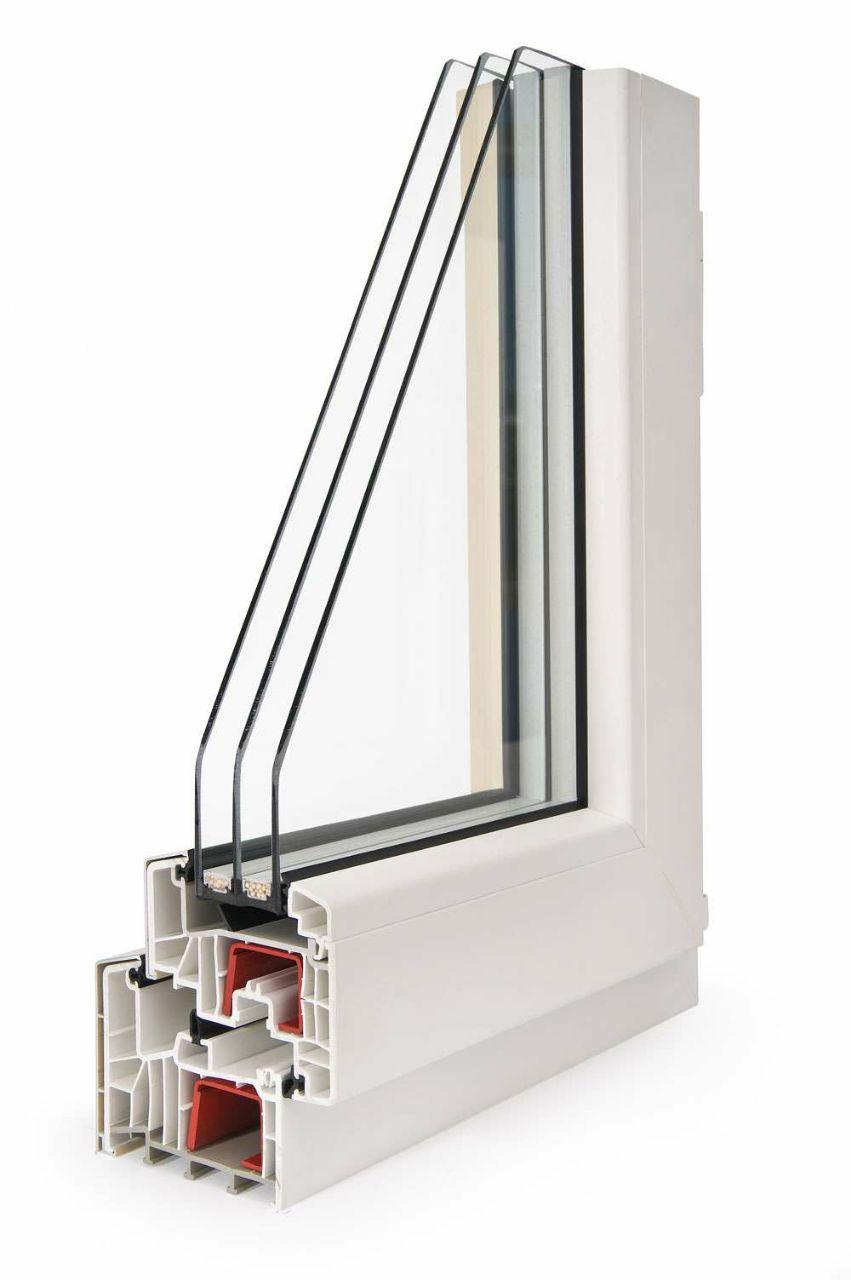 موارد استفاده از پنجره سه جداره پنجره دوجداره دیباصنعت U P V C