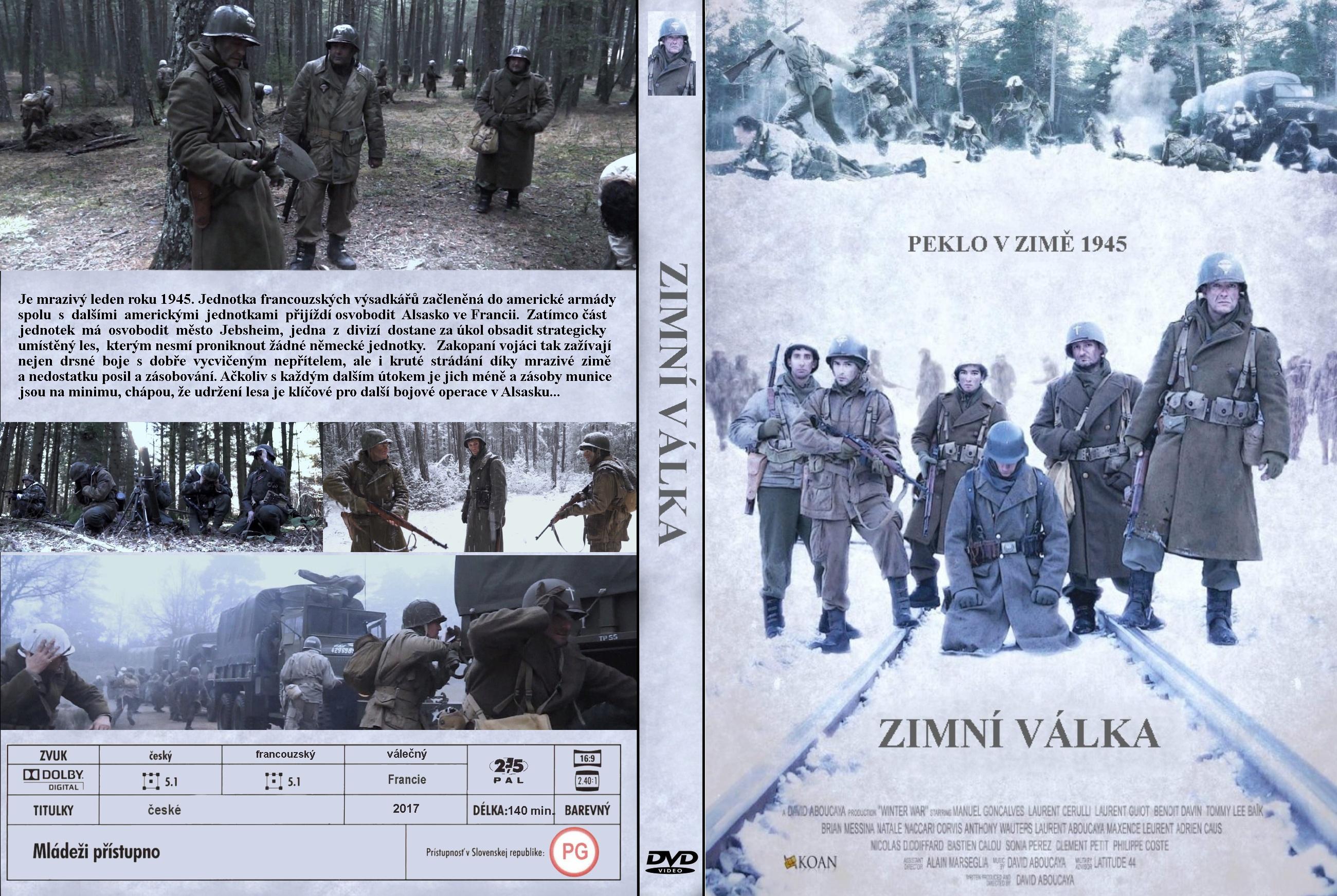دانلود فیلم Winter War 2017