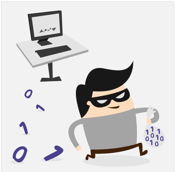 نرم افزام - رها مجهزند و اطلاعات حساس سازمان نیاز به محافظت جدی دارند