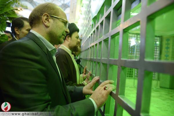 تجدید پیمان بیعت با بنیانگذار جمهوری اسلامی