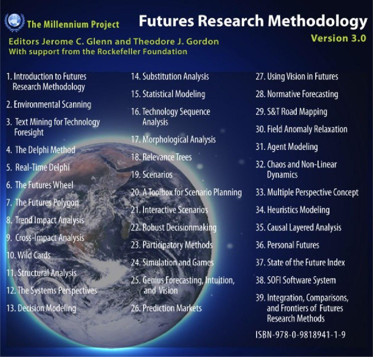 Futures Research Methodology Ver 3.0