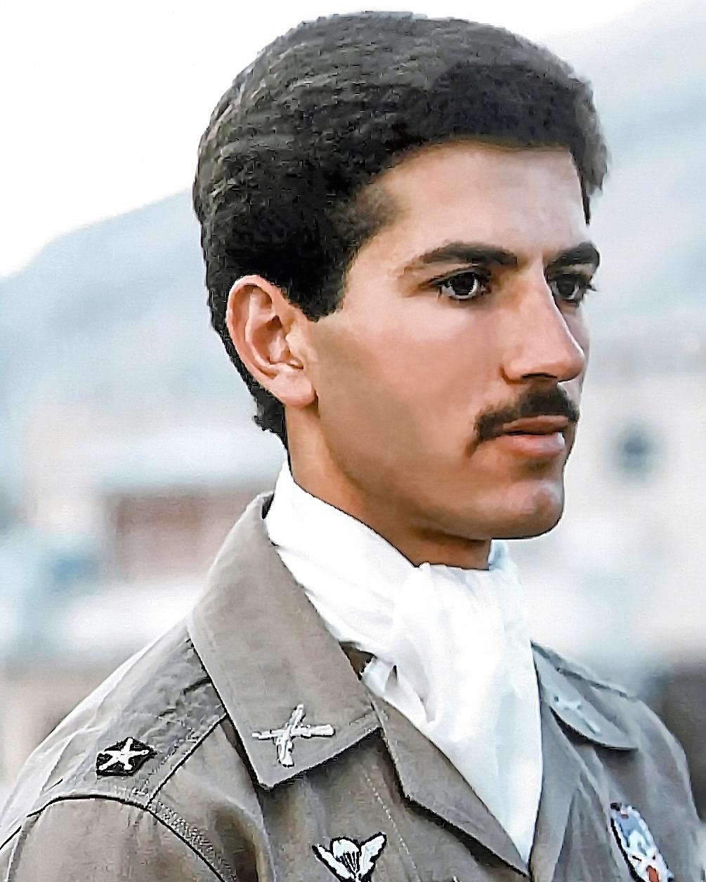 شهید محمد حسین پورمصطفی