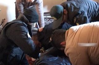 دانلود فیلم لحظه دستگیری شاه مازندران
