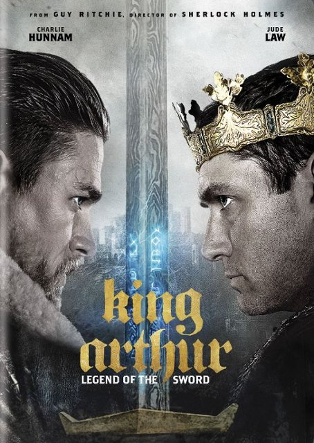 دانلود فیلم King Arthur Legend Sword 2017