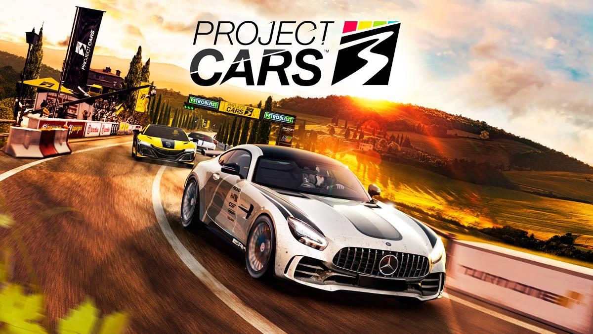 دانلود کرک بازی Project CARS 3