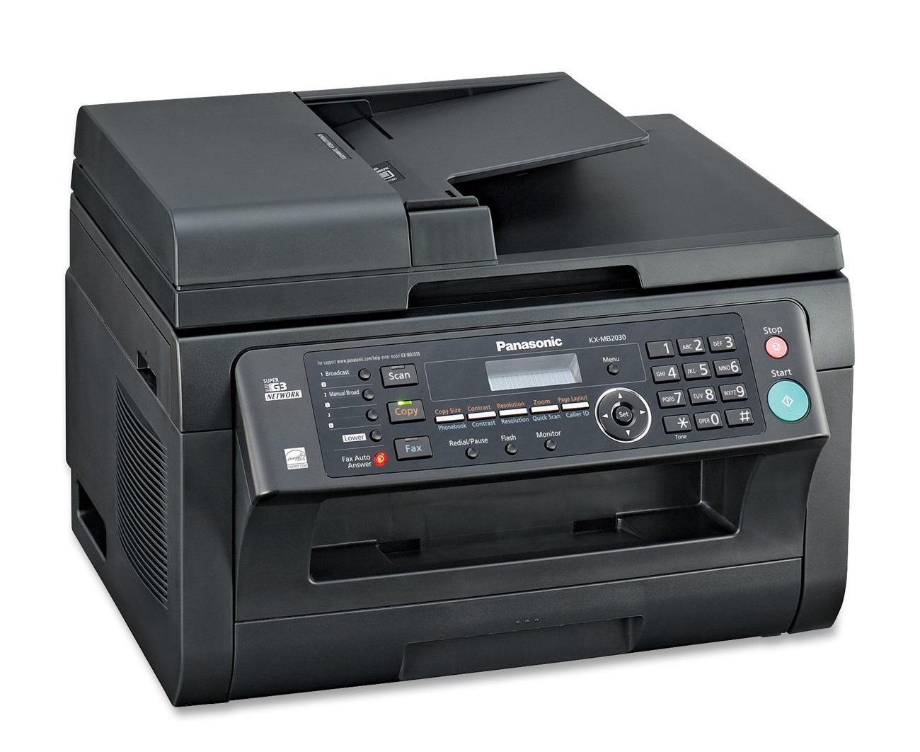 فکس چهار کاره پاناسونیک KX-MB2030