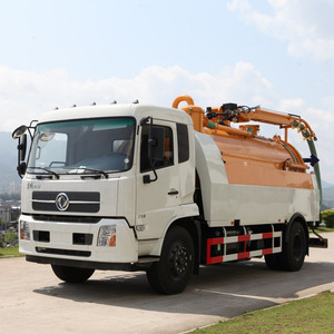 Sewer-Dredging-and-Cleaning-Truck