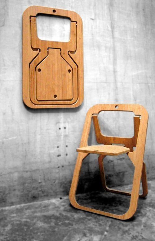 دانلود پروژه سه بعدی رایگان صندلی تاشو