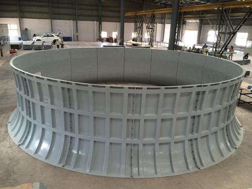 فن استک Cooling tower