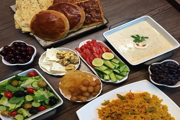غذا و میوه های مناسب ماه مبارک رمضان