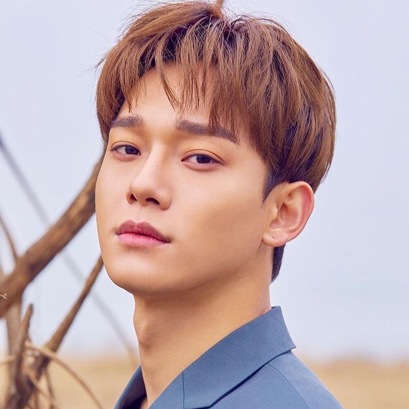 Chen EXO Pic دانلود آهنگ Gift از Chen (چن عضو گروه EXO) با کیفیت اصلی MP3