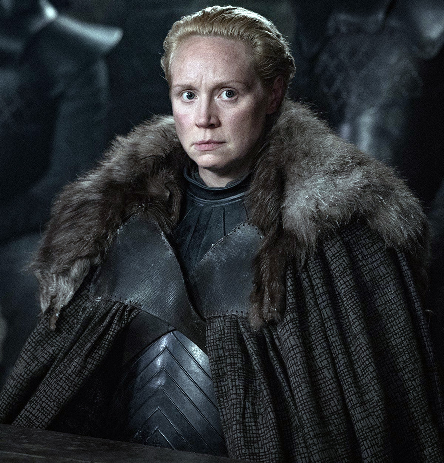 برین تارث Brienne of Tarth (Gwendoline Christie)