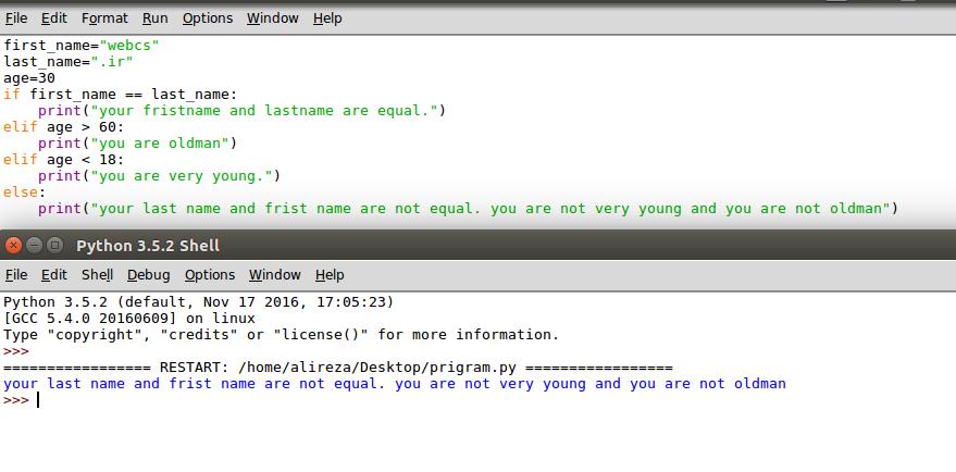 آموزش زبان برنامه نویسی پایتون از 0 تا 100 - قسمت پنجم