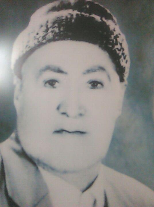 Image result for شکراله عابدینی نراق