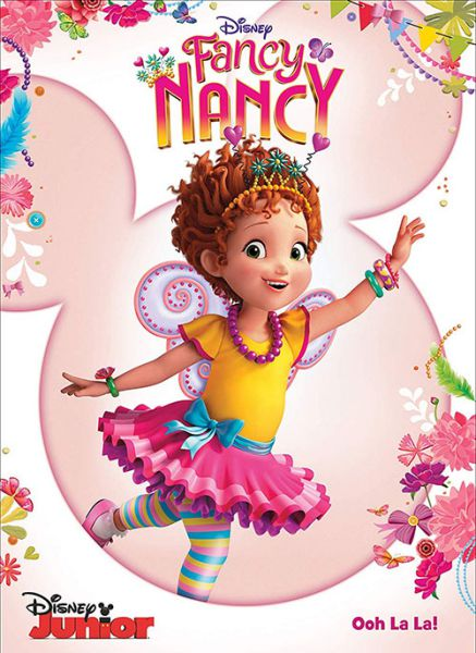 Fancy Nancy 2018