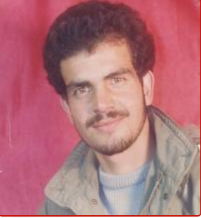 شهید عزیزی-محمدرضا