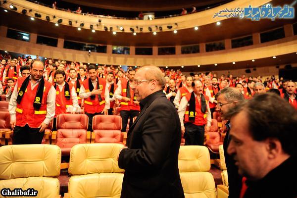 مراسم بهره برداری از ۹۰ دستگاه خودرو عمیلاتی جدید و افتتاح مرکز آموزش بین المللی آتش نشانی