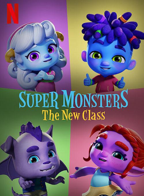 دانلود انیمیشن هیولاهای فوق العاده کلاس جدید