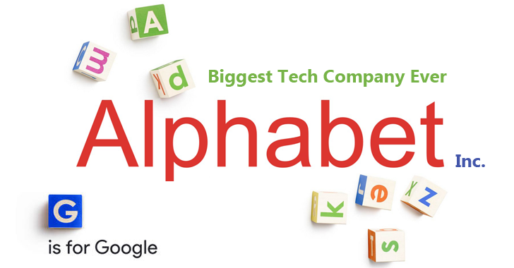 Why Google will change its name to Alphabet