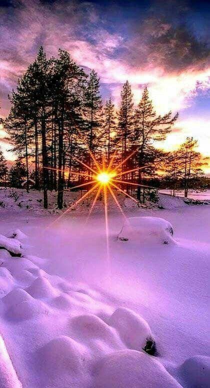 خاص ترین والپیپر زمستانی با کیفیت برای موبایل