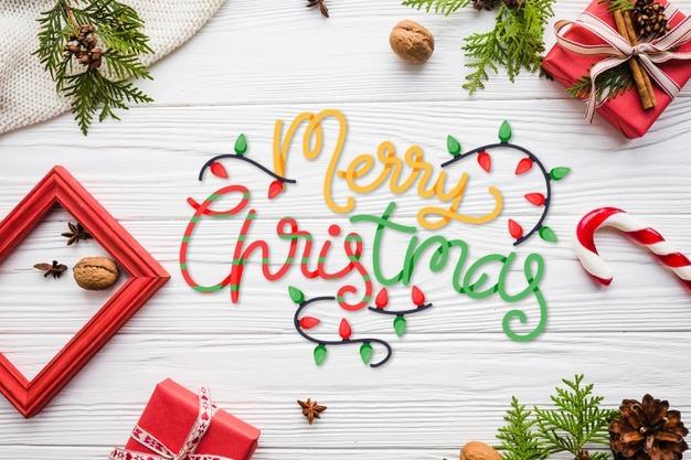 کارت پستال خاص تبریک کریسمس 2020