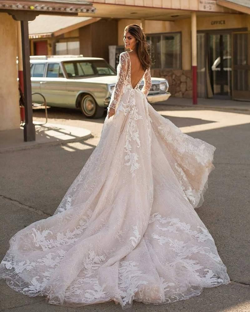 کالکشن 2019 لباس عروس