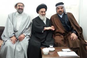 (آیت الله) صادق شیرازی مرجعیتی که به فتح پارلمان عراق می اندیشد!