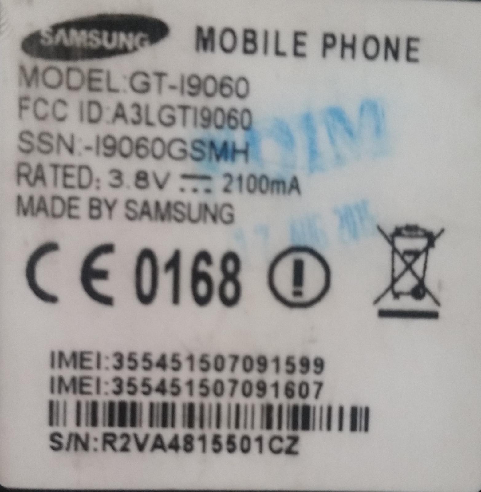 فایل فلش سامسونگ مدیاتک GT-i9060 MTK6572