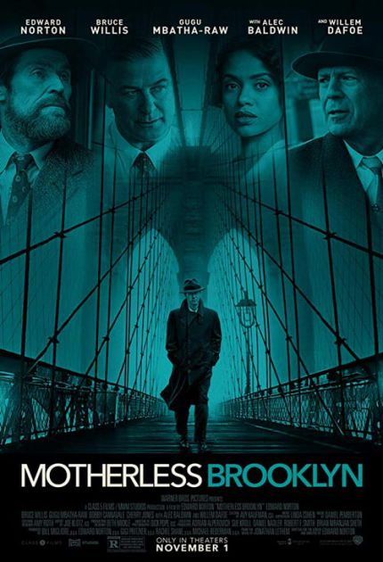 فیلم Motherless Brooklyn 2019