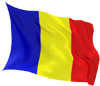 پرچم رومانی