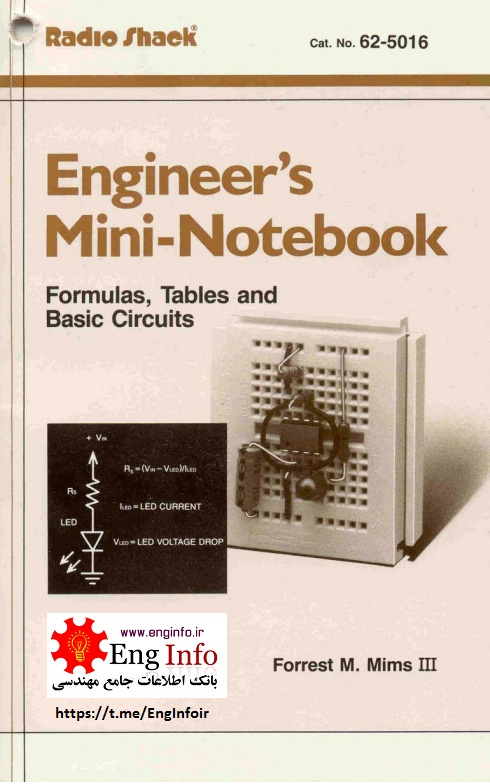 mini note book for engineers