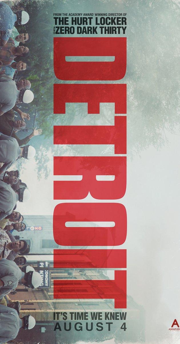 دانلود فیلم Detroit 2017
