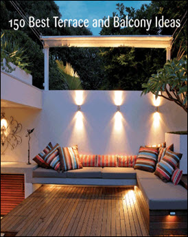 150 best terrace and balcony