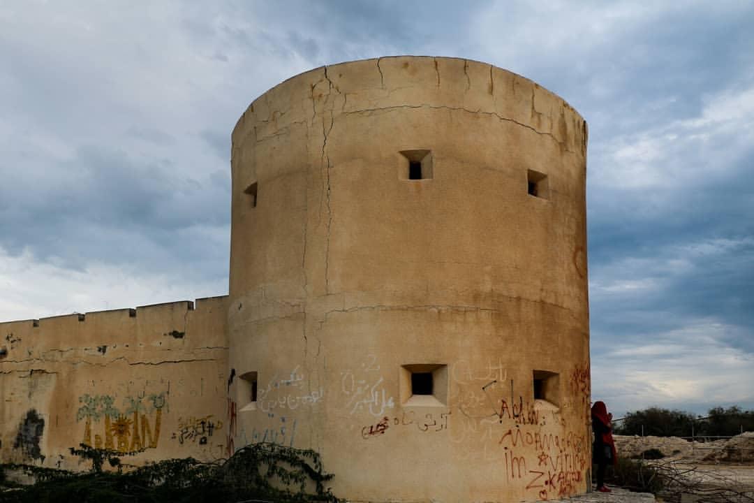 قلعه جنی در جزیره کیش