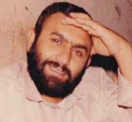 جانبازشهیدحسین عباسی
