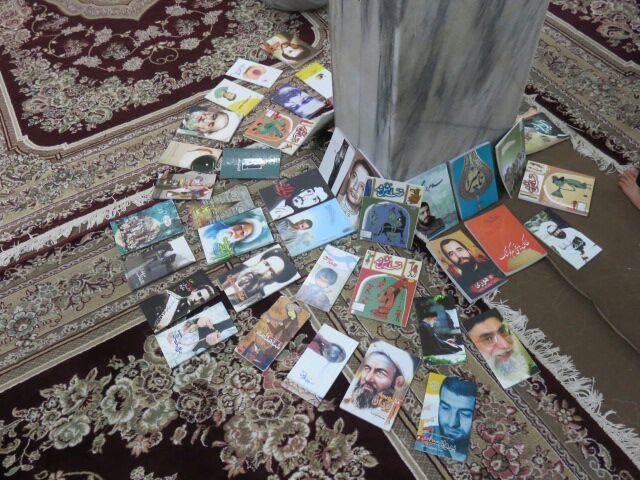 برنامه یک ساعت مطالعه اردوی مشهد
