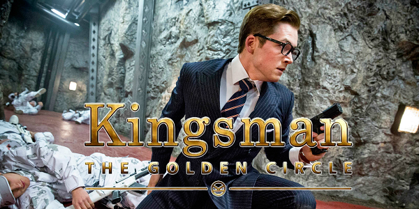 دانلود فیلم Kingsman 2 The Golden Circle 2017