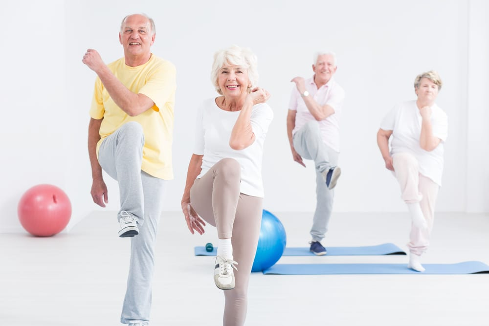 Equilibrium for the elderly