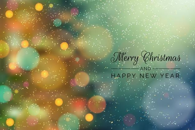 عکس نوشته برای تبریک کریسمس 2020