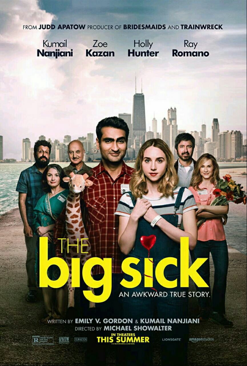 The big sick- 2017