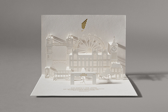 طراحی پروژه We Run London