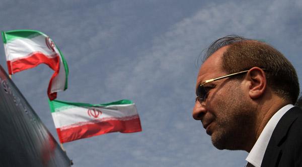 مراسم افتتاح پروژههای مدیریت پسماند شهر تهران