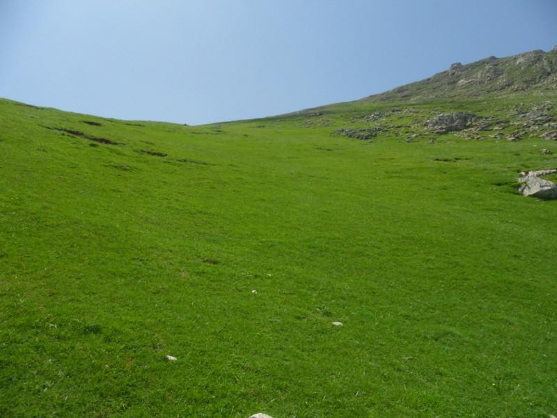 عکسی از کوهستان گرداب .
